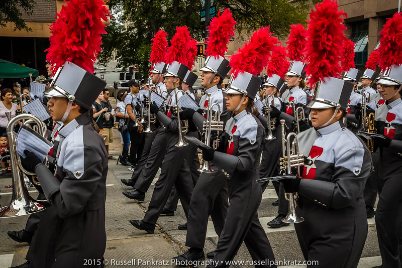 20151111 JBHSOPE - Veterans Day Parade-40