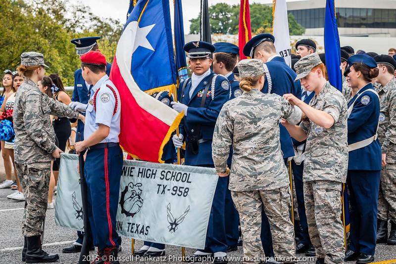 20151111 JBHSOPE - Veterans Day Parade-2