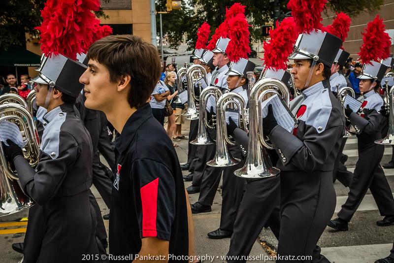 20151111 JBHSOPE - Veterans Day Parade-36