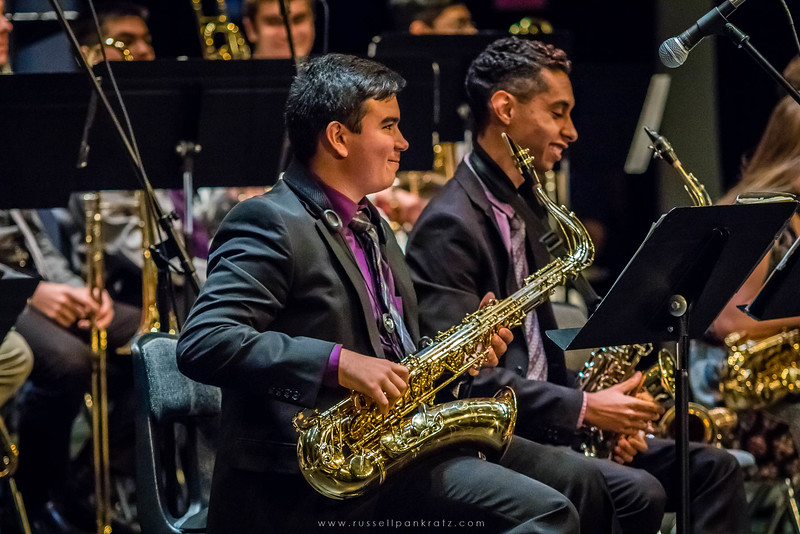 20160402 Bowie Jazz Band I - Temple College Jazz Festival-33