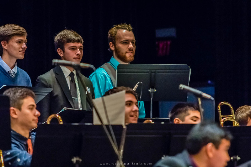 20160402 Bowie Jazz Band I - Temple College Jazz Festival-25