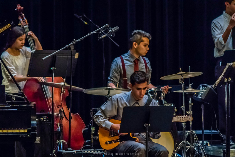 20160402 Bowie Jazz Band I - Temple College Jazz Festival-16