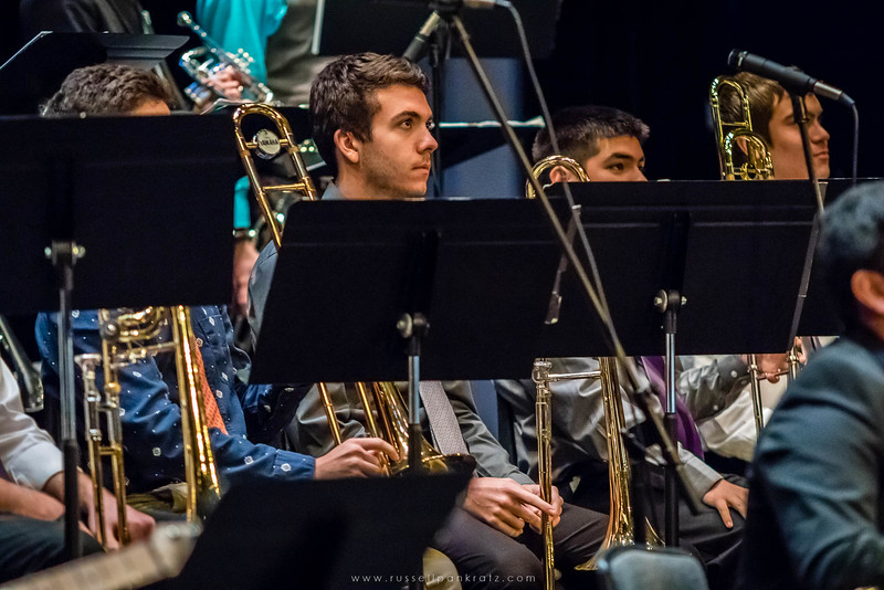 20160402 Bowie Jazz Band I - Temple College Jazz Festival-31