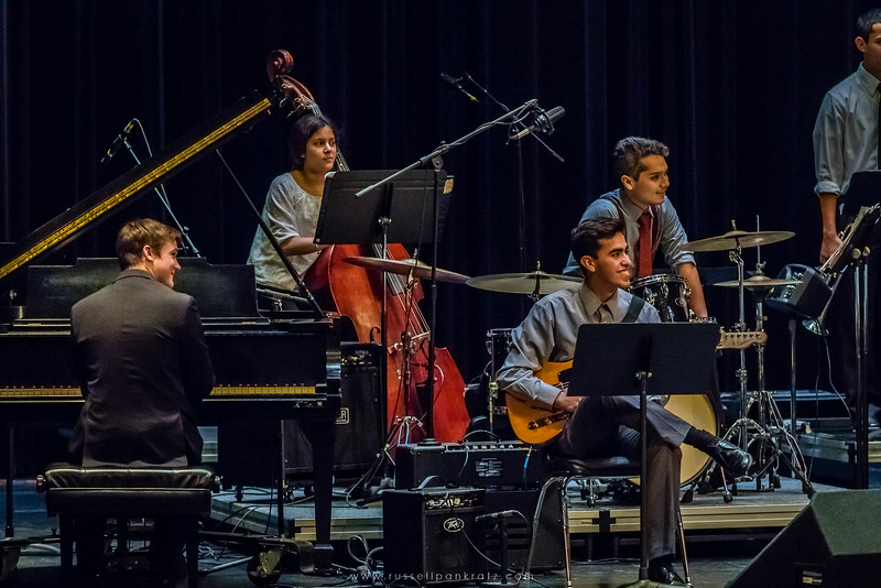 20160402 Bowie Jazz Band I - Temple College Jazz Festival-21