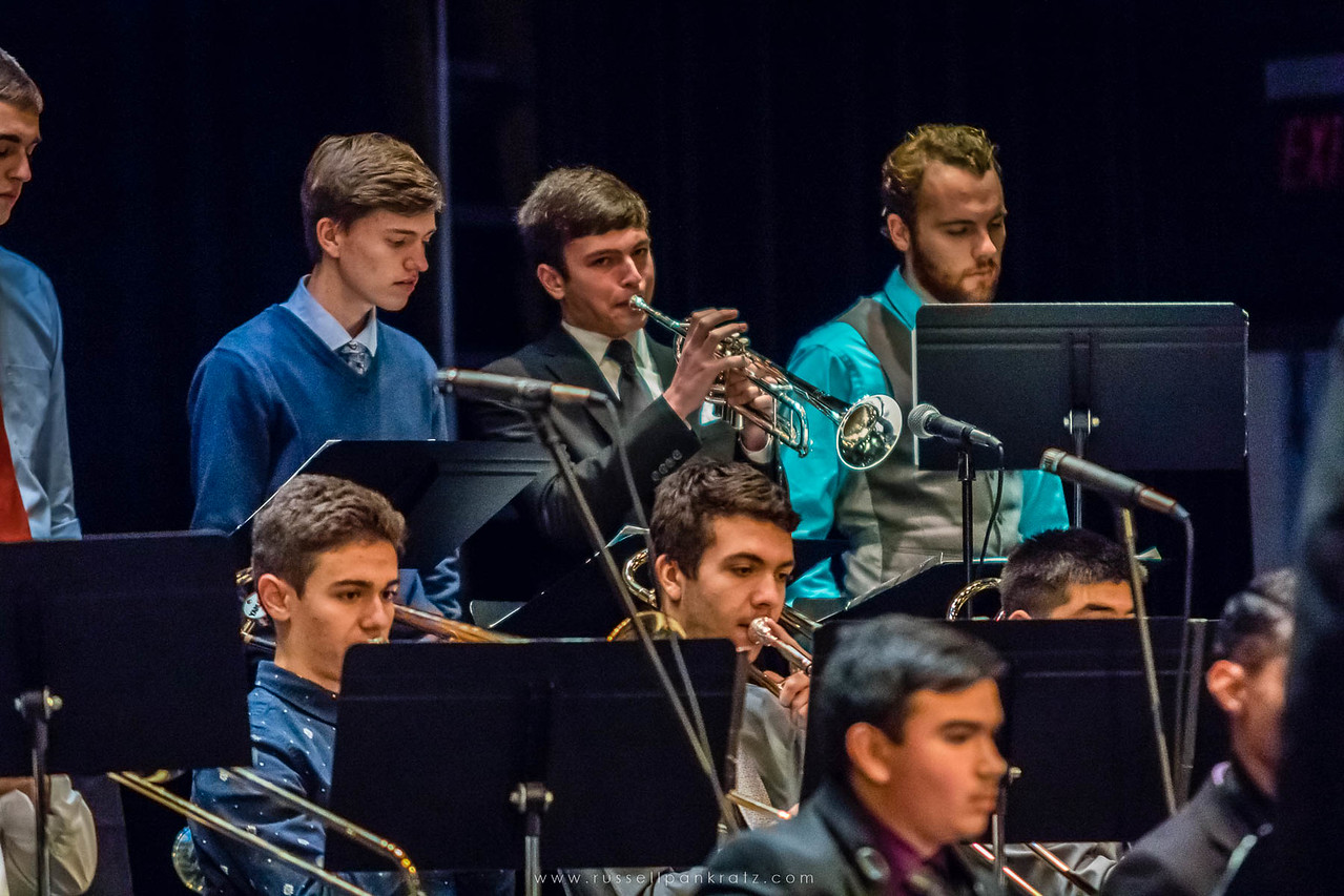 20160402 Bowie Jazz Band I - Temple College Jazz Festival-41