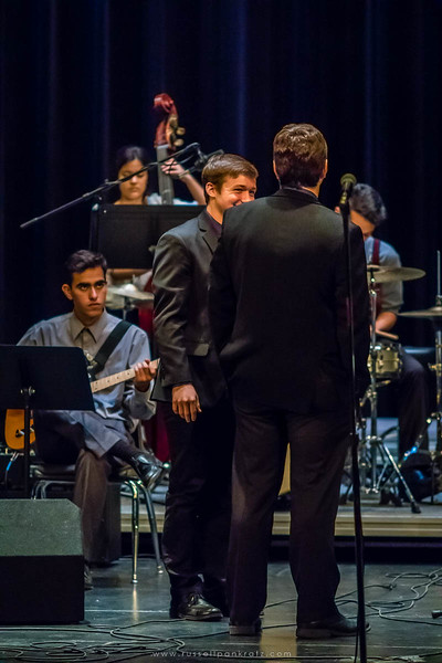 20160402 Bowie Jazz Band I - Temple College Jazz Festival-7