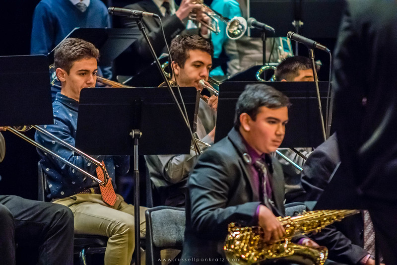 20160402 Bowie Jazz Band I - Temple College Jazz Festival-43