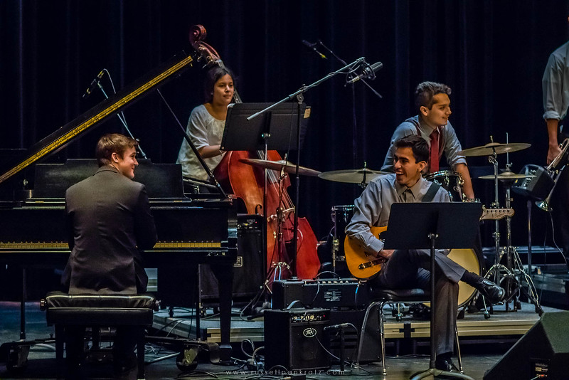 20160402 Bowie Jazz Band I - Temple College Jazz Festival-22