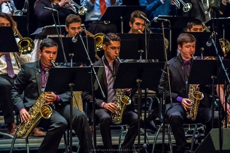 20160402 Bowie Jazz Band I - Temple College Jazz Festival-13