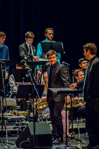 20160402 Bowie Jazz Band I - Temple College Jazz Festival-19