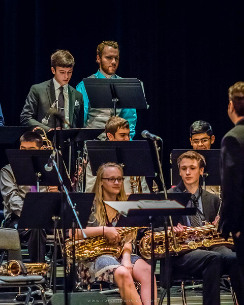 20160402 Bowie Jazz Band I - Temple College Jazz Festival-20