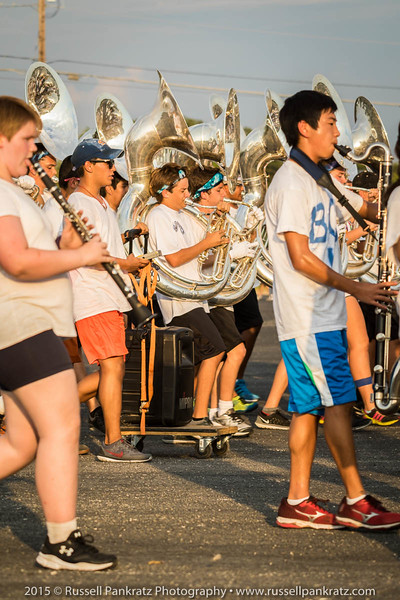 20150811 8th Afternoon - Summer Band Camp-36