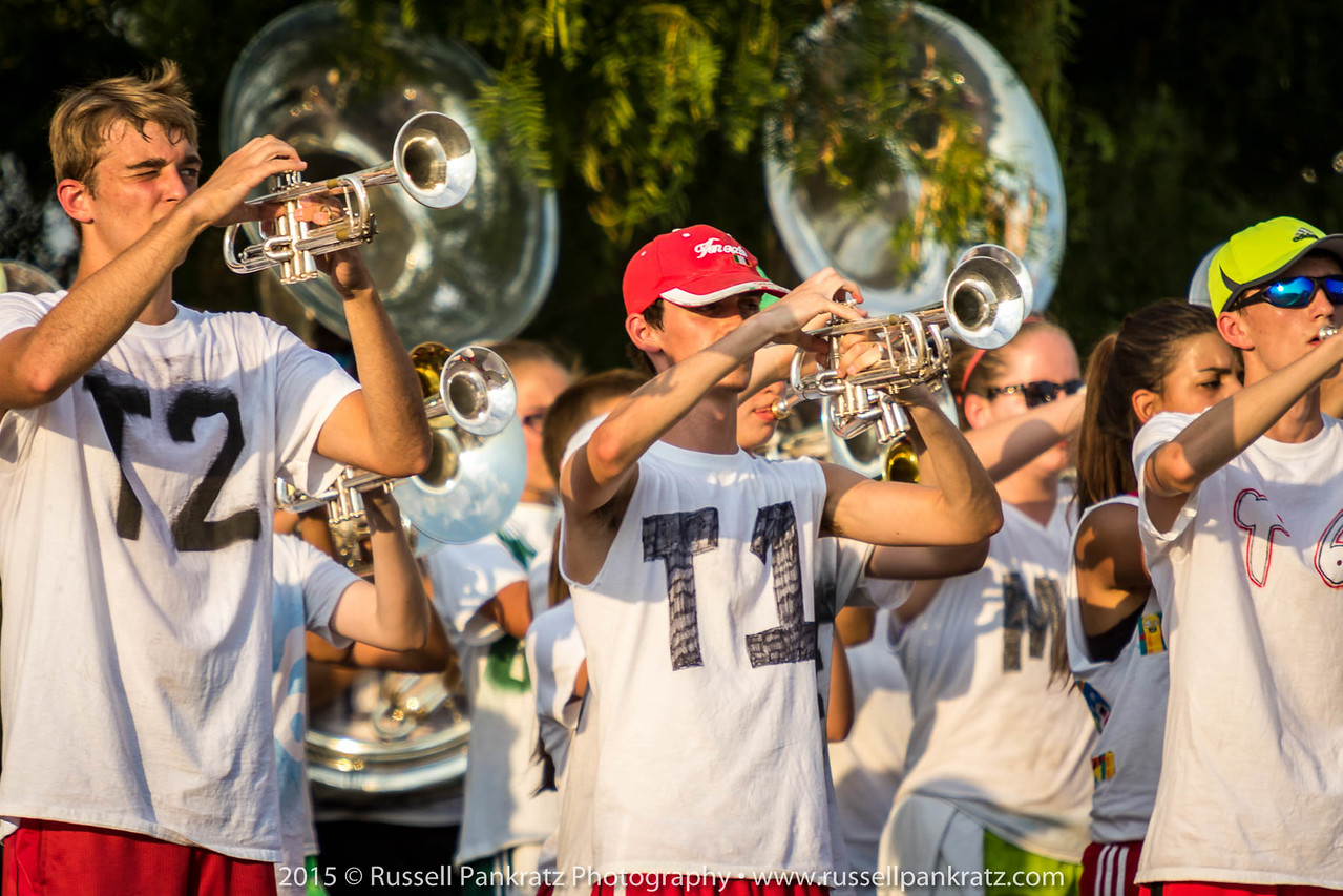 20150811 8th Afternoon - Summer Band Camp-2