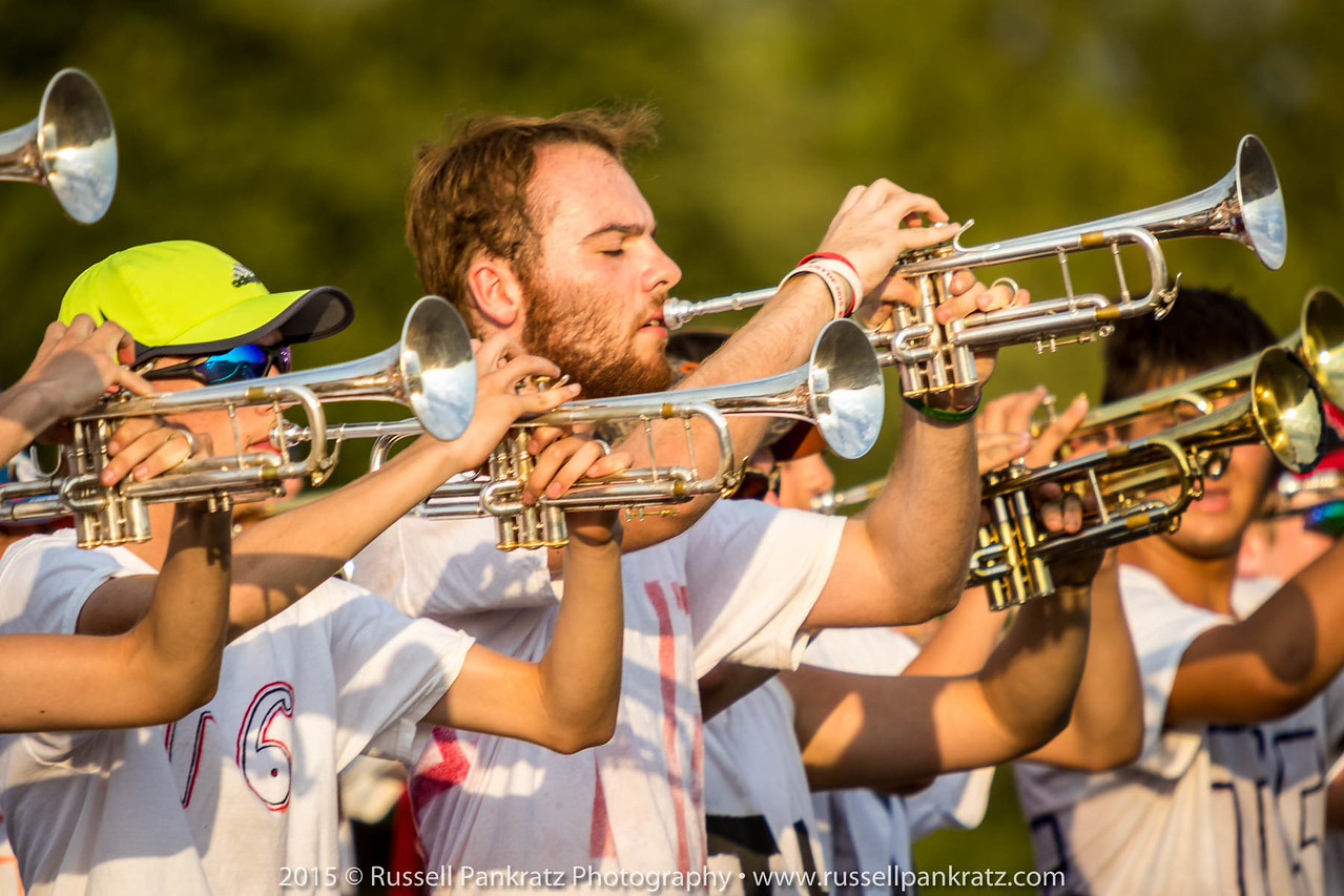 20150811 8th Afternoon - Summer Band Camp-3