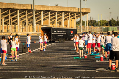 20150801 Summer Band Camp - 1st Morning-6