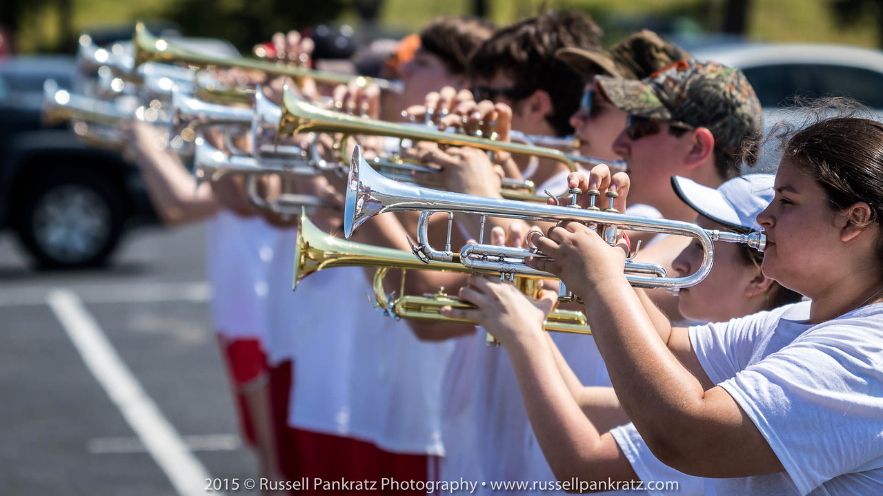 20150801 Summer Band Camp - 1st Morning-40