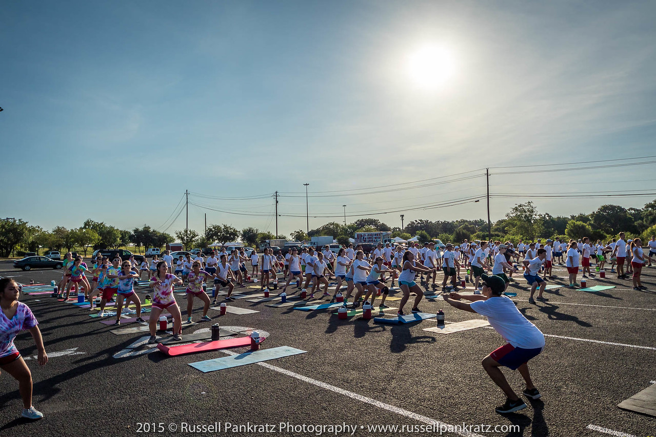 20150801 Summer Band Camp - 1st Morning-12