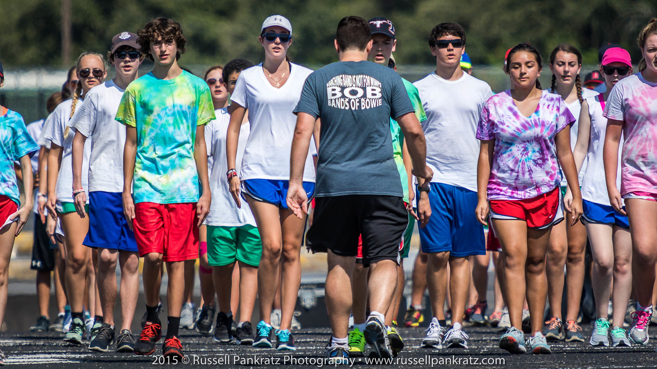 20150801 Summer Band Camp - 1st Morning-25