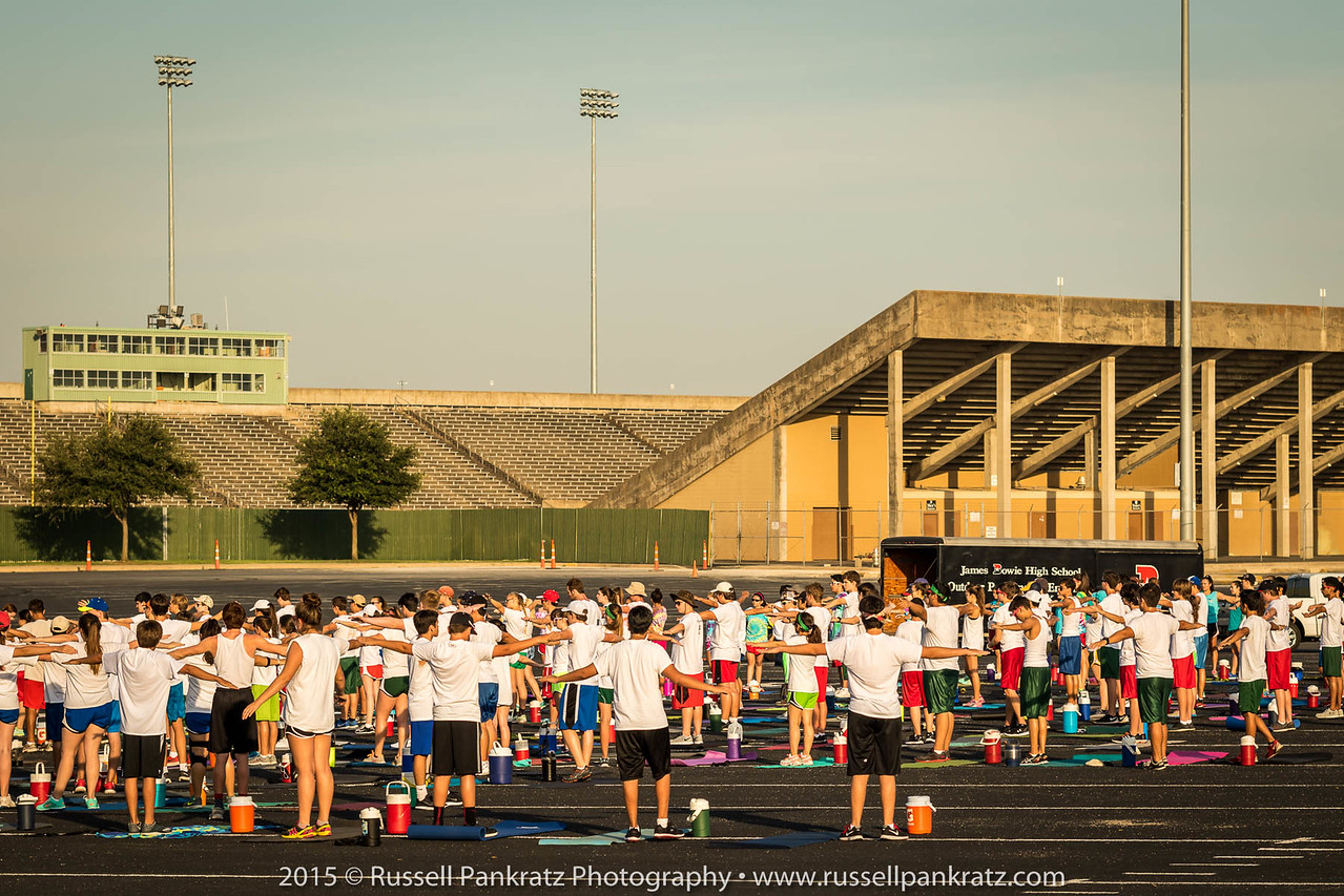 20150801 Summer Band Camp - 1st Morning-5