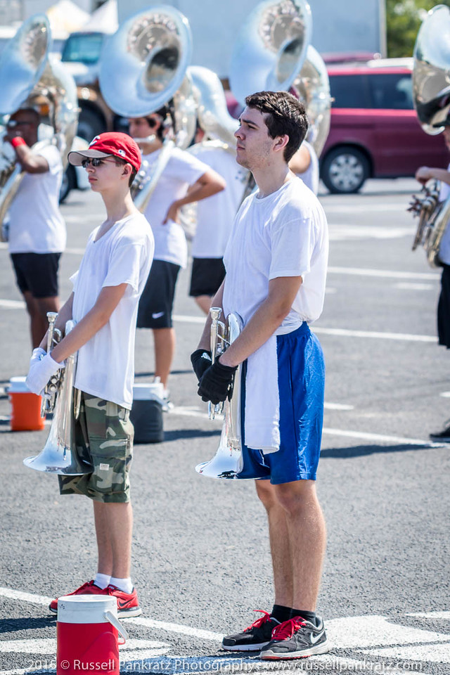 20150801 Summer Band Camp - 1st Morning-35