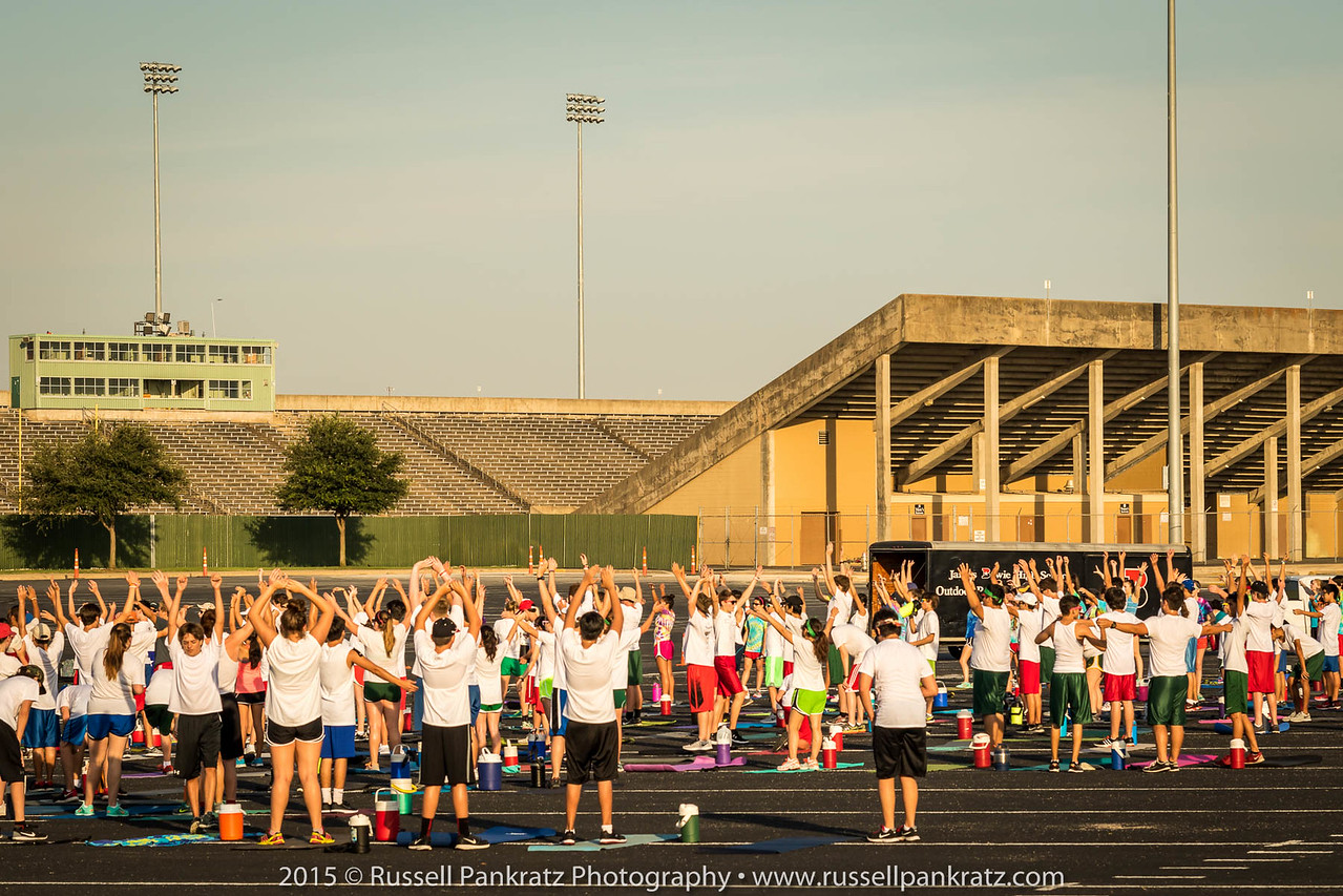20150801 Summer Band Camp - 1st Morning-4