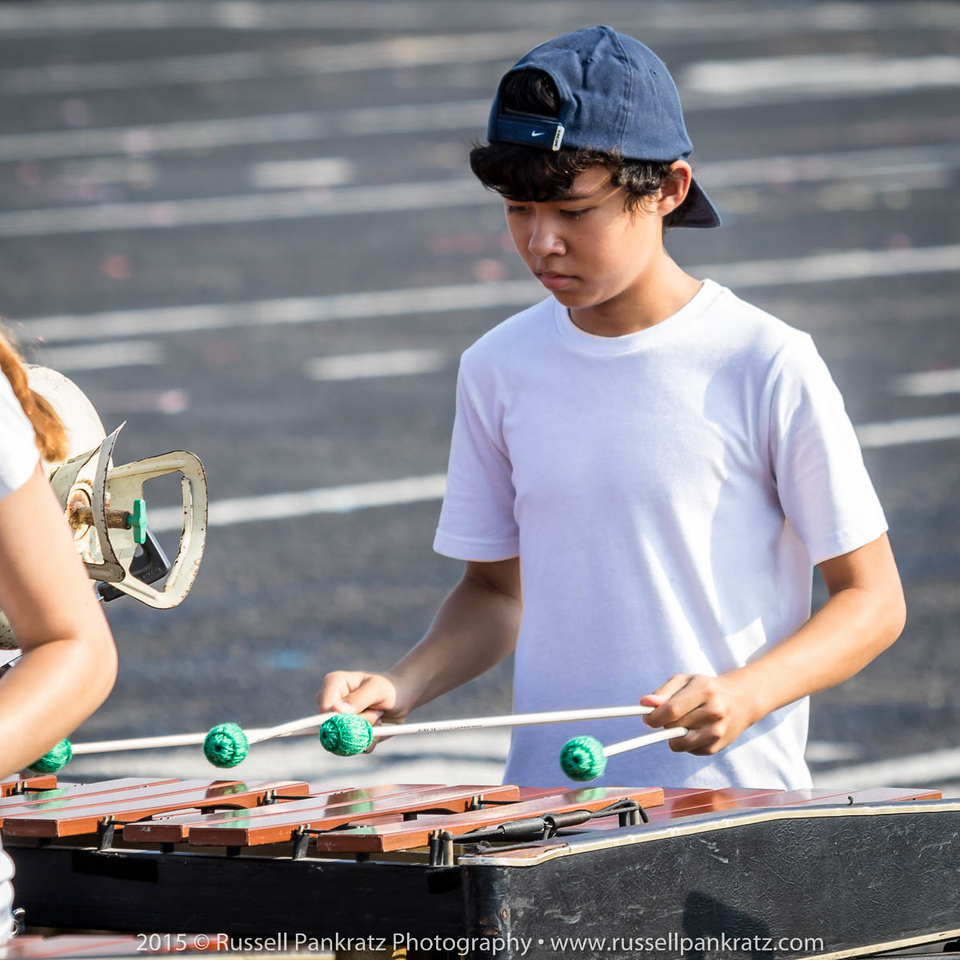 20150815 Last Morning Block - Summer Band Camp-28