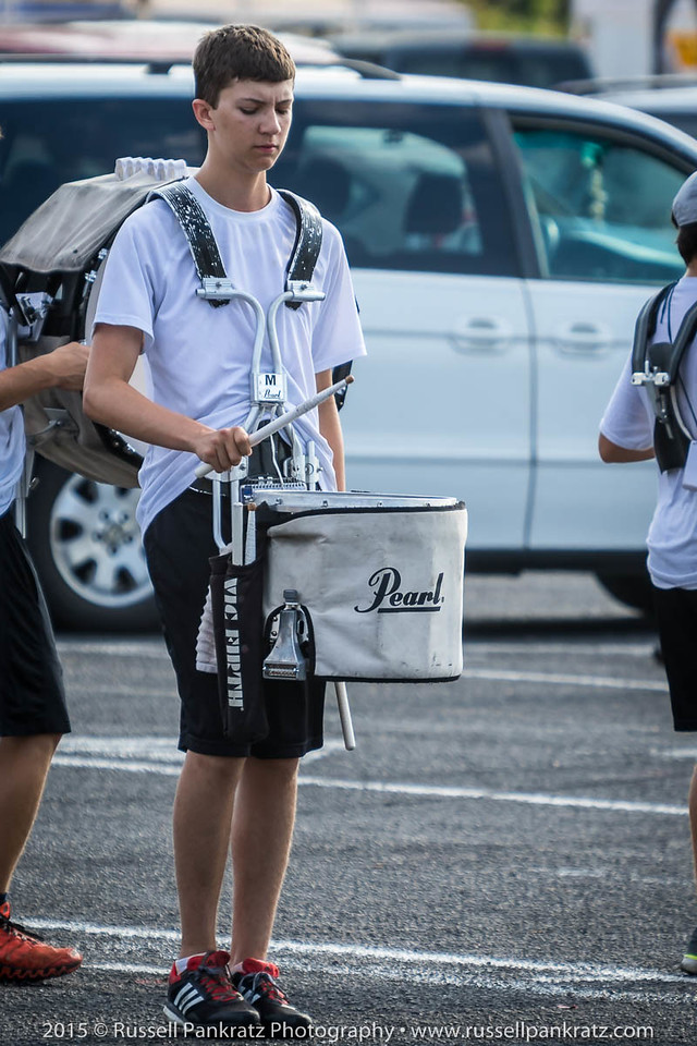 20150815 Last Morning Block - Summer Band Camp-4