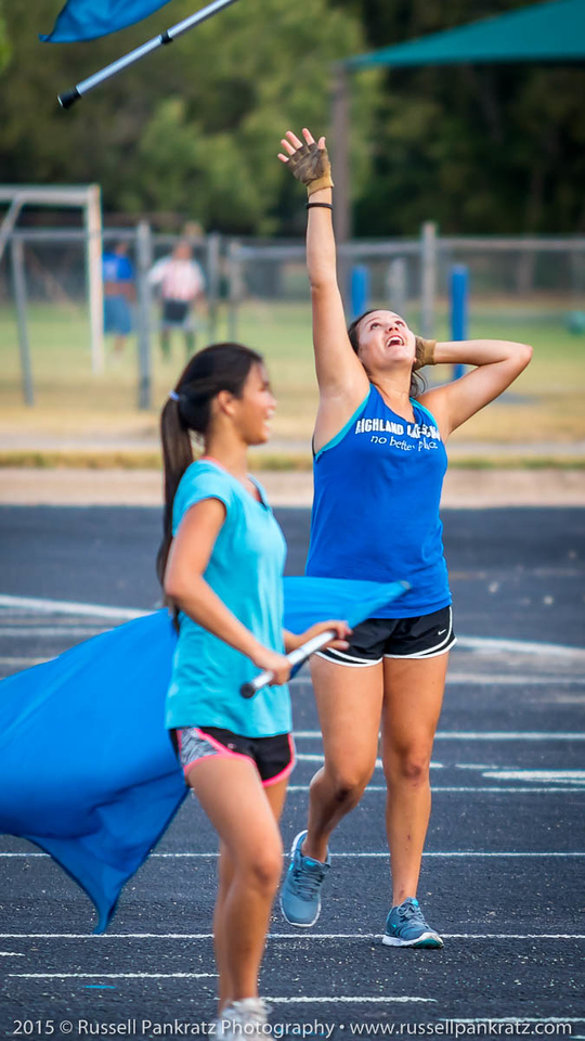 20150824 Marching Practice-1st Day of School-37