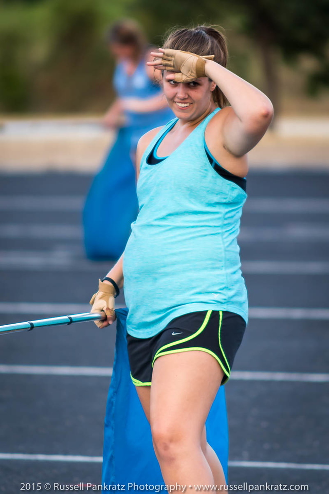 20150824 Marching Practice-1st Day of School-18