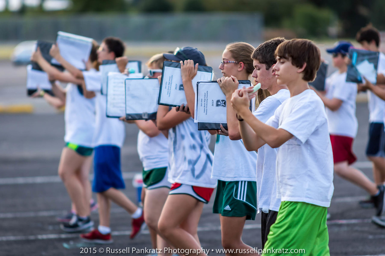20150824 Marching Practice-1st Day of School-26