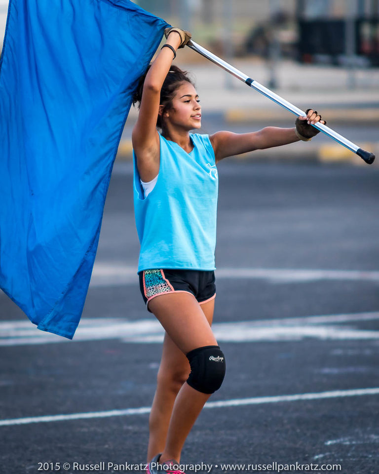 20150824 Marching Practice-1st Day of School-41