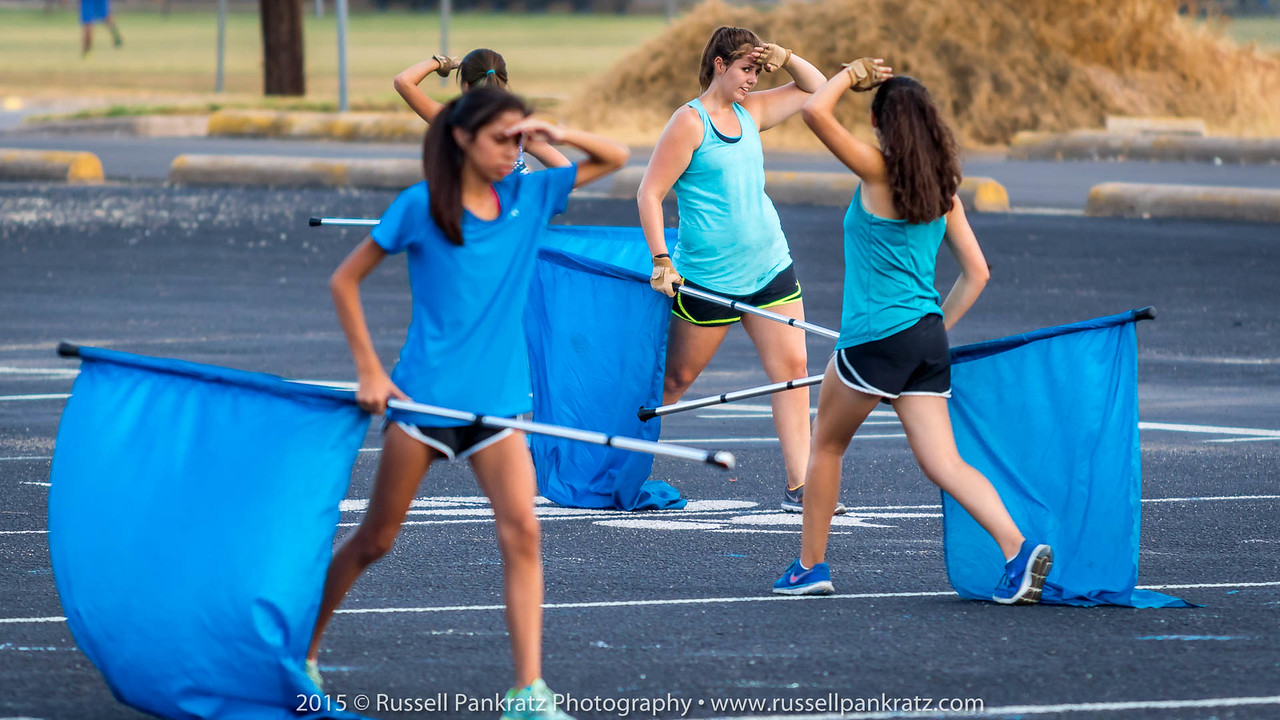 20150824 Marching Practice-1st Day of School-36