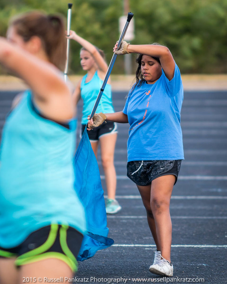 20150824 Marching Practice-1st Day of School-48