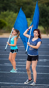 20150824 Marching Practice-1st Day of School-11