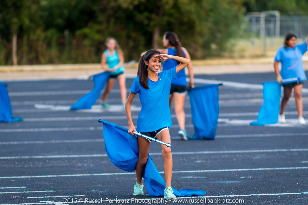 20150824 Marching Practice-1st Day of School-30