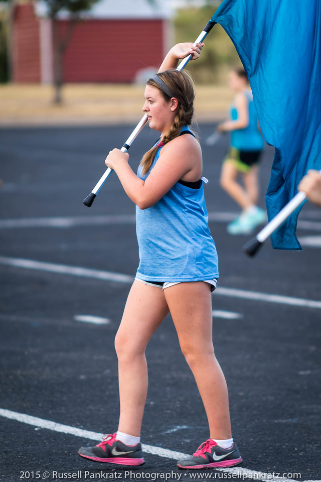 20150824 Marching Practice-1st Day of School-19