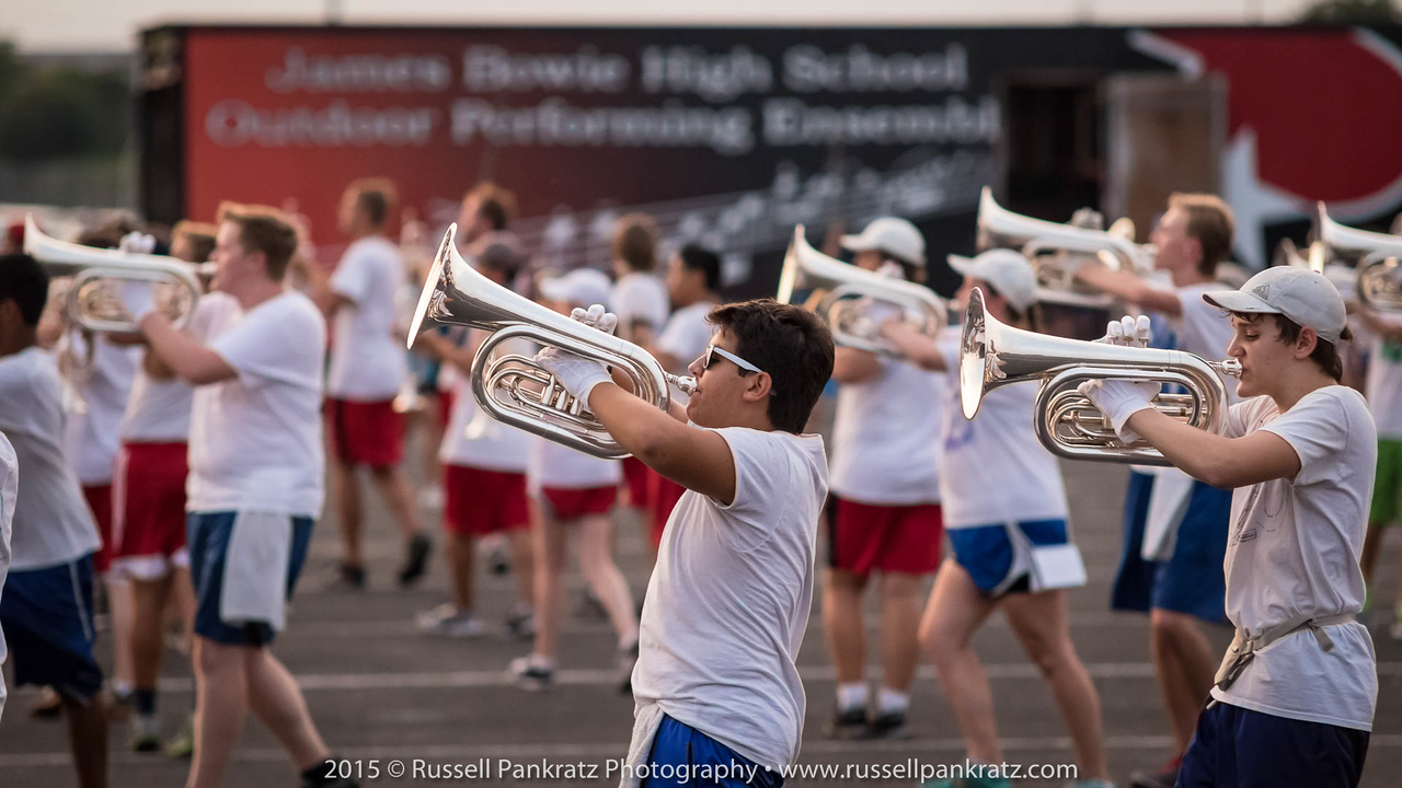 20150827 Last Practice Before 1st Halftime Show-42