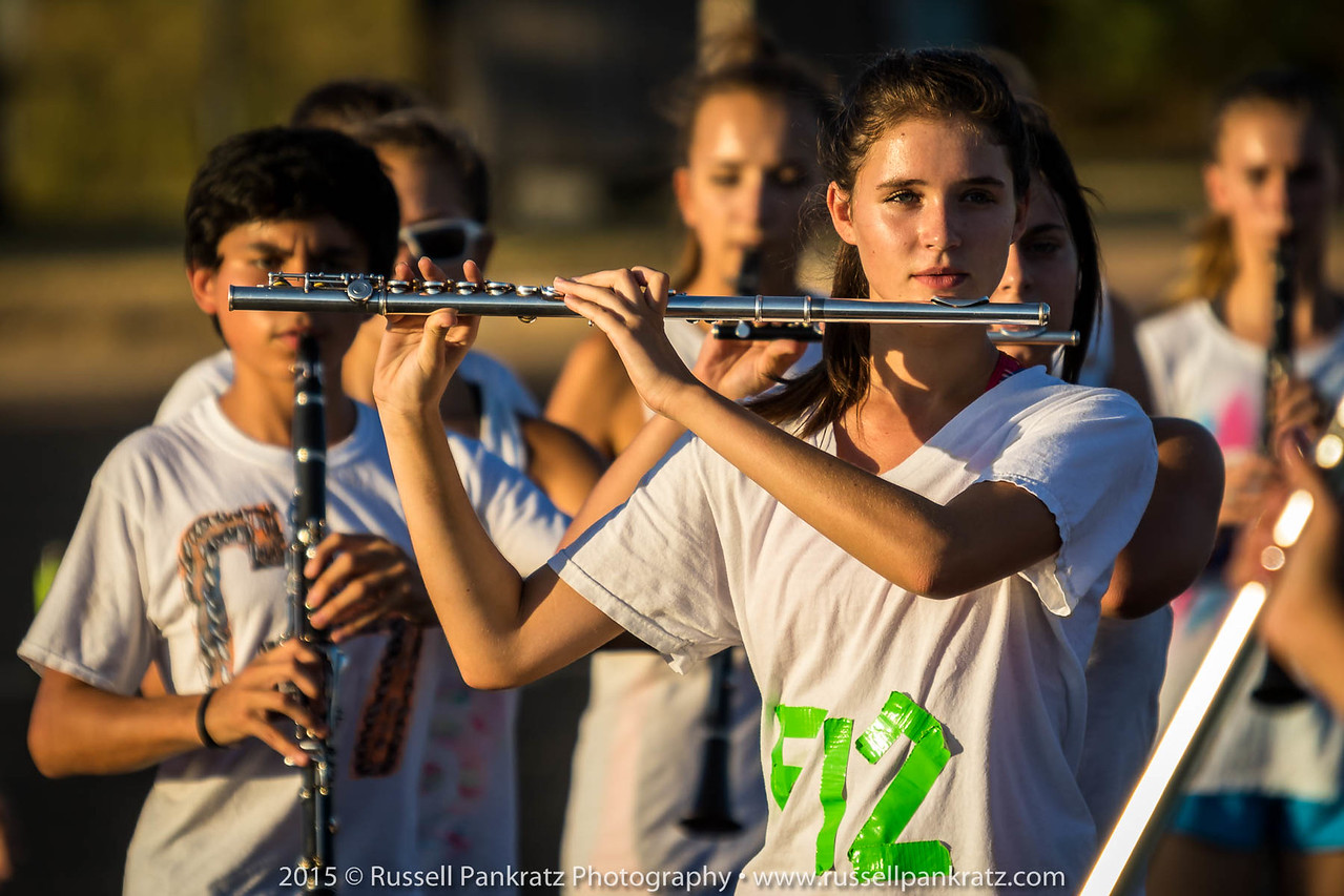 20150903 Practice Before Madison Halftime-45