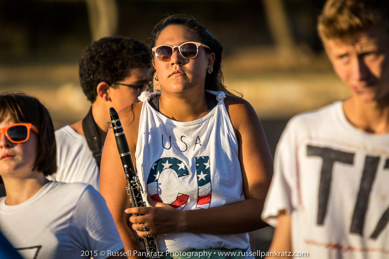 20150903 Practice Before Madison Halftime-32