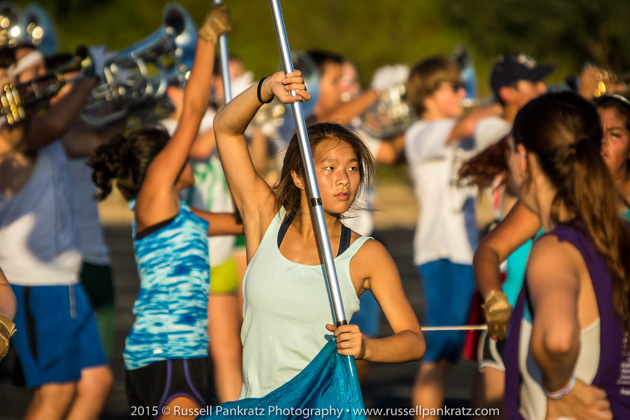 20150903 Practice Before Madison Halftime-23