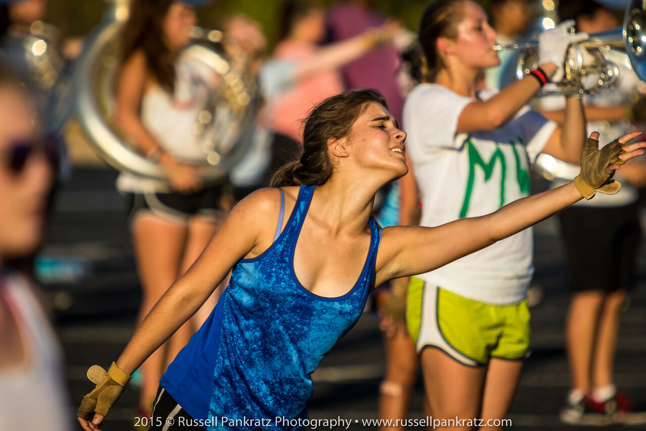 20150903 Practice Before Madison Halftime-6