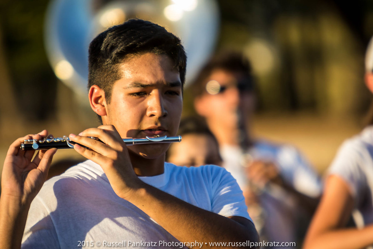 20150903 Practice Before Madison Halftime-37