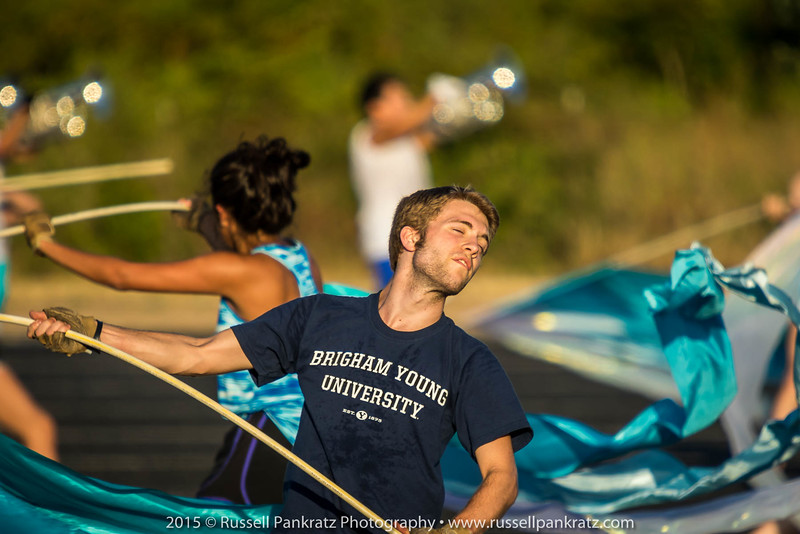 20150903 Practice Before Madison Halftime-10