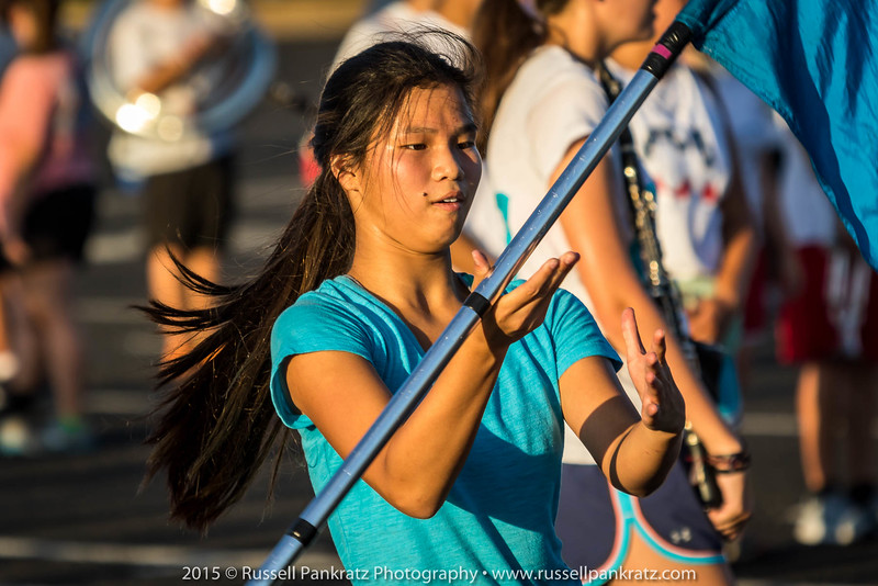 20150903 Practice Before Madison Halftime-47