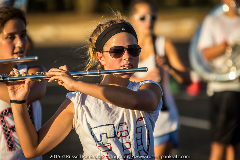 20150903 Practice Before Madison Halftime-38