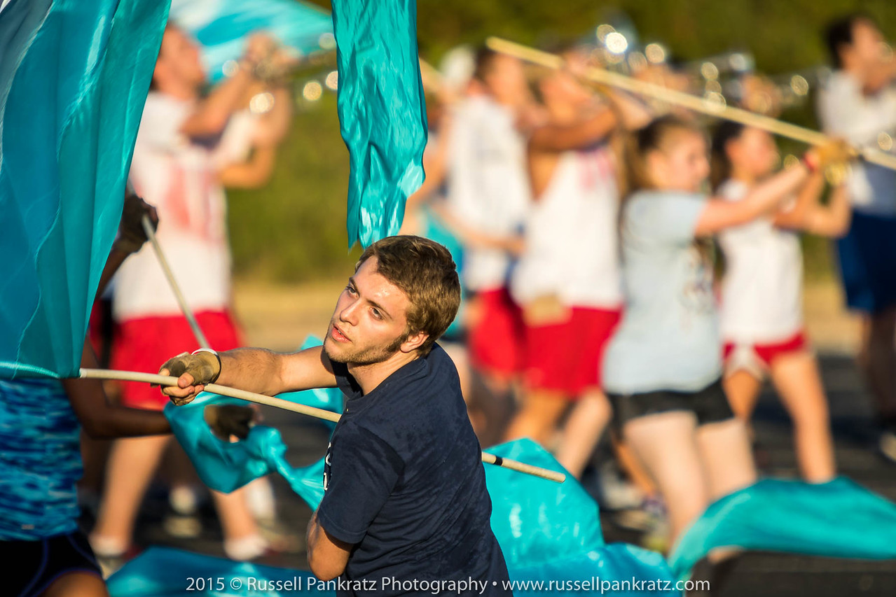 20150903 Practice Before Madison Halftime-8