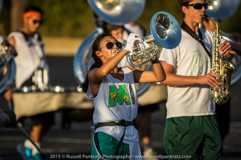 20150903 Practice Before Madison Halftime-15