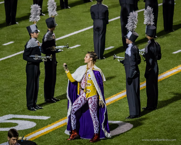 20161021 JBHSOPE - UIL Region 18 Marching Contest-4