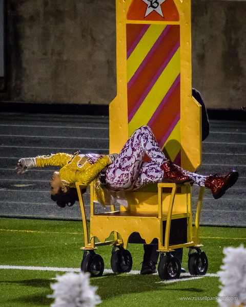 20161021 JBHSOPE - UIL Region 18 Marching Contest-8