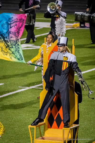 20161021 JBHSOPE - UIL Region 18 Marching Contest-44